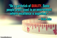inspirational-quote-yardstick-of-quality